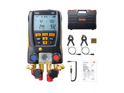 Manifold Digital Testo 557 con BLUETOOTH