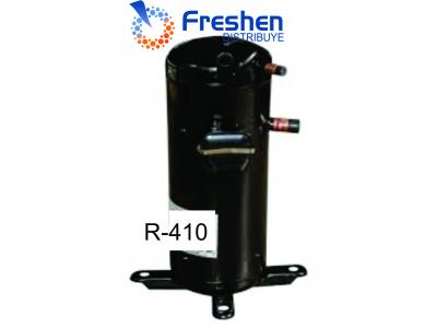 Compresor scroll 5 HP R-410A 380v 3F C-SB373H8A  12470Frig SANYO-PANASONIC